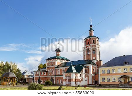 Ascension Church, Vyazma, Russia.