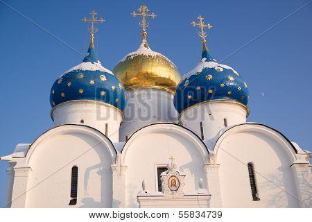 Three Domes Church