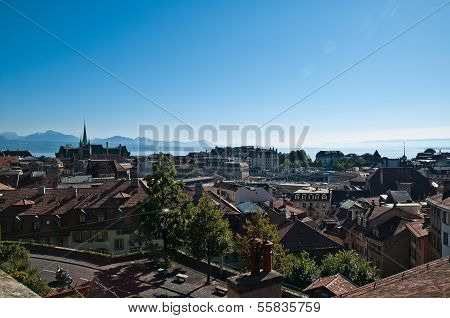Lausanne Overview