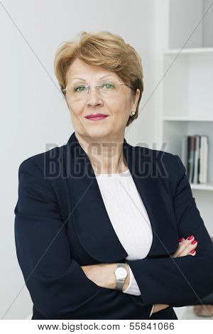 Mature Businesswoman