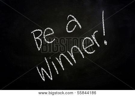Be A Winner !