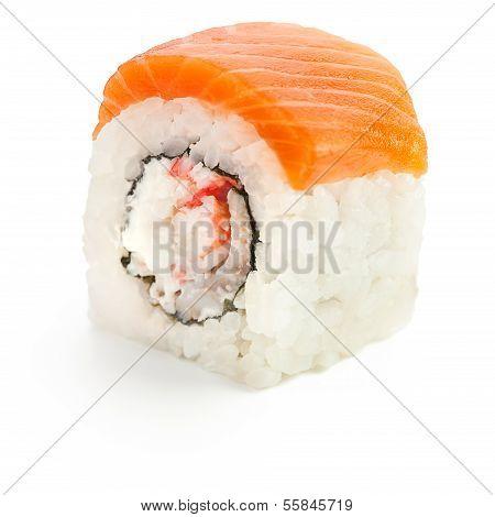 Sake Uramaki Japanese Roll