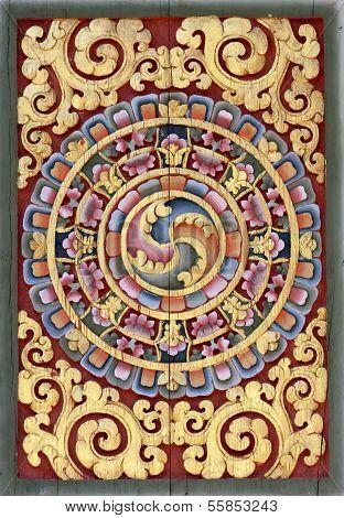 Bhutan Pattern
