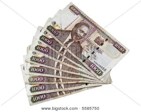 Kenyan Currency