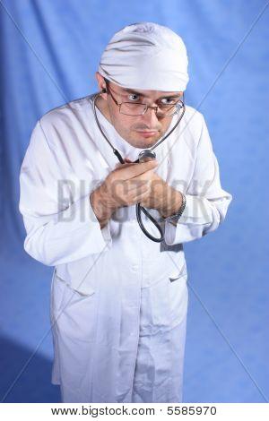 A Crazy Doctor