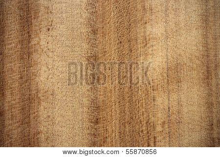 Afro Teak Wood Surface - Vertical Lines