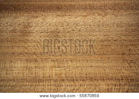 Afro Teak Wood Surface - Horizontal Lines
