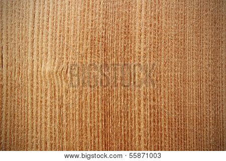 Larch Wood Surface - Vertical Lines