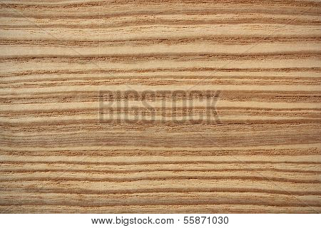Olive Ash Wood Surface - Horizontal Lines