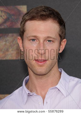 LOS ANGELES - JUL 28:  CASEY BOND arrives to the