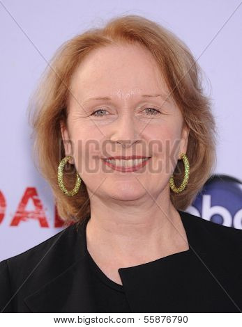 LOS ANGELES - MAY 16:  Kate Burton arrives to the
