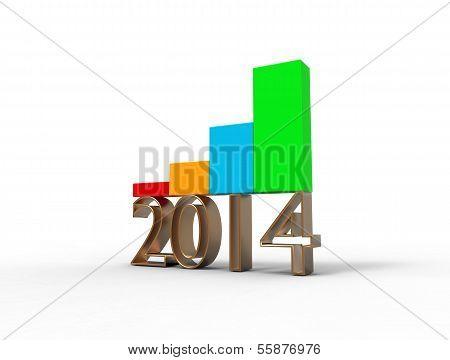 Multicolored Graph 2014