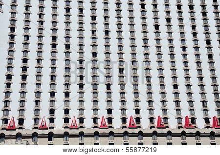 Pattern of Windows