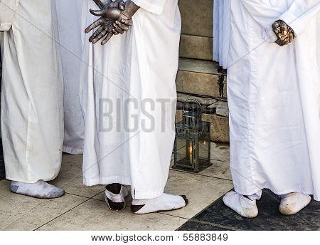 Haitian Vodou Prayer