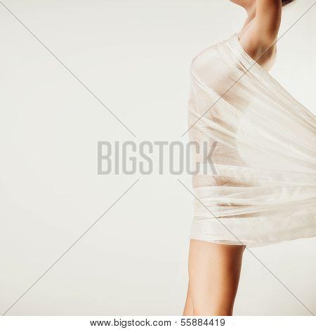 Naked Female's Body