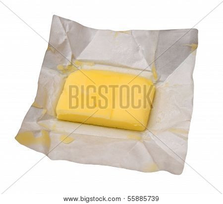 Unwrapped Butter