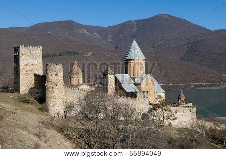 Castle Ananuri