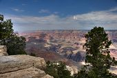 The Grand Canyon fromthe south rim