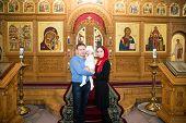 stock photo of christening  - Christening - JPG
