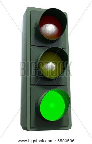 Trafficlightgreen