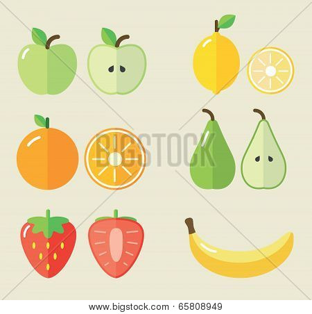 Fruit Set I