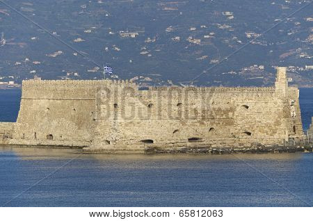 Heraklion, the Venetian Fortress