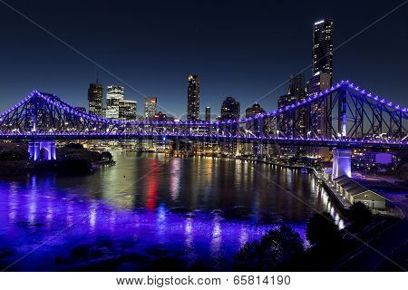 Brisbane Story Bridge Australia