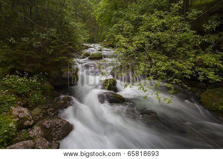 Schwarzbach River