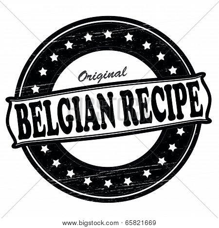 Belgian Recipe