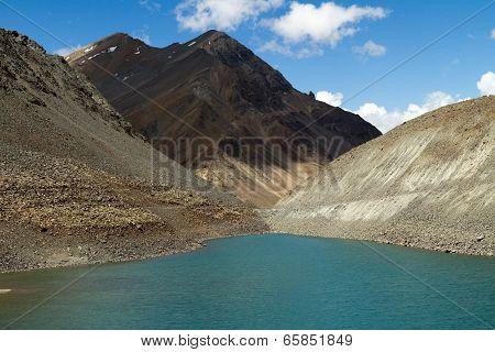 Suraj Taal Mountain Sacred Lake