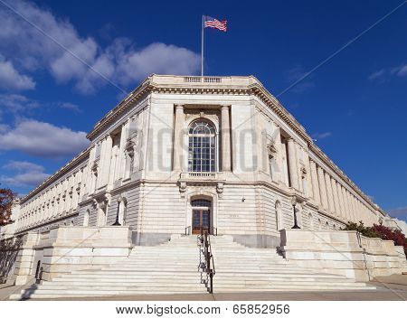 Washington, DC - Russell Senate Office Building