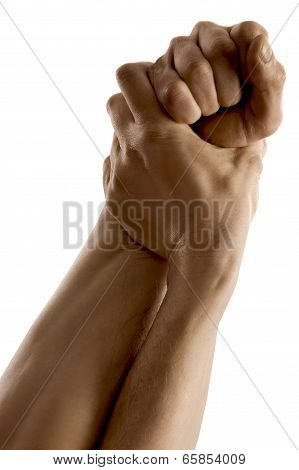 Fist In Arm