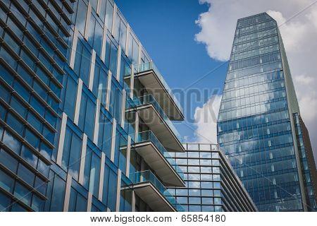 New Skyscraper At Porta Nuova In Milan, Italy