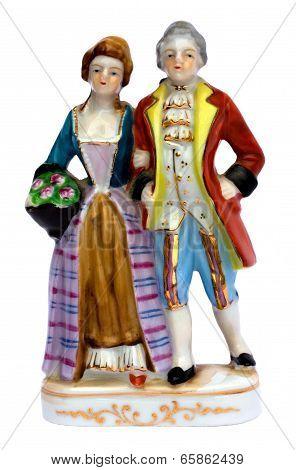 Victorian Porcelain Figurines