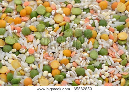 Ingredients For Soup Mix