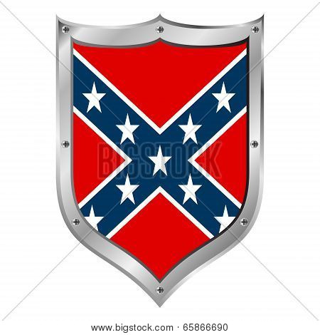 The Confederate Flag Button