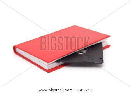The Book With A Diskette.