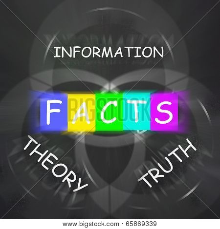 Words Displays To Information Truth Theory And Fact
