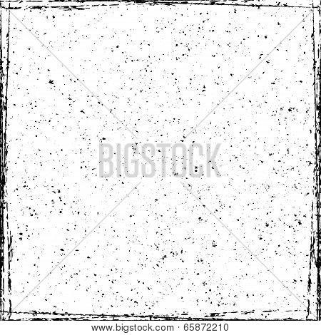 Gunge Frame Texture