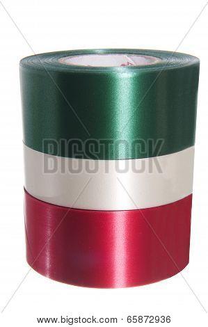 Tricolor Ribbon