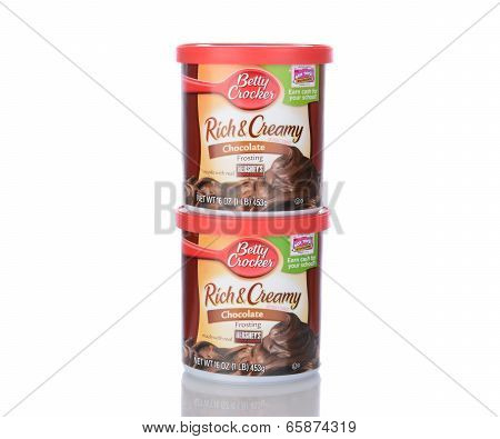 Betty Crocker Chocolate Frosting
