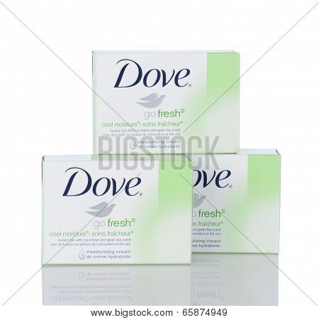 Dove Go Fresh Soap