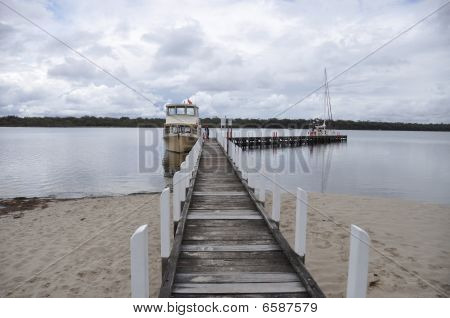 Pier Paynesville Gippsland Victoria