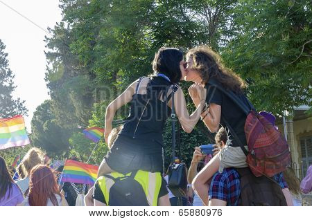 Gay Pride Parade, Cyprus