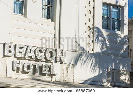 Beacon Hotel At Ocean Drive In Miami Beach