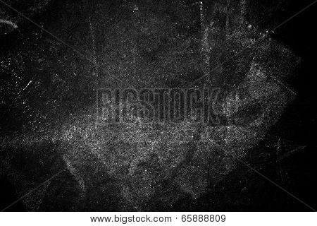 School Blackboard Texture As Education Background