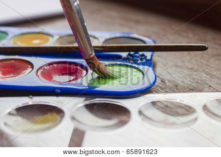 Art of Painting - Watercolors