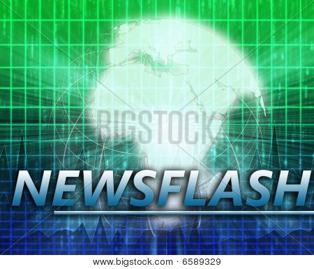 Africa News Splash Screen