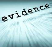 foto of crime scene  - Evidence Definition Displaying Crime Scene Investigation And Police Report - JPG