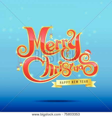 012-merry Christmas Text 002